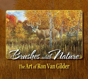 Brushes with Nature book image