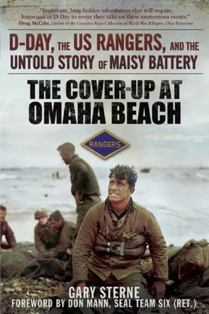 The Cover-Up at Omaha Beach book image
