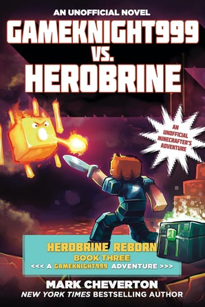Gameknight999 vs. Herobrine book image