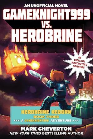 Gameknight999 vs. Herobrine book image
