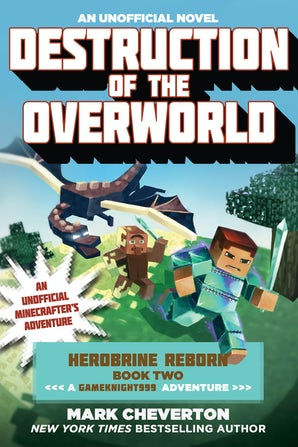 Destruction of the Overworld book image