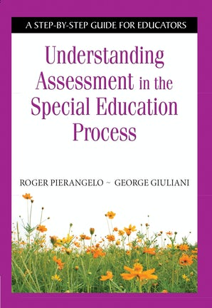 Understanding Assessment in the Special Education Process book image
