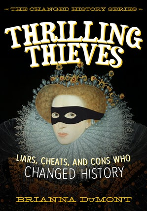 Thrilling Thieves book image