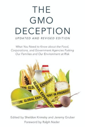 The GMO Deception book image