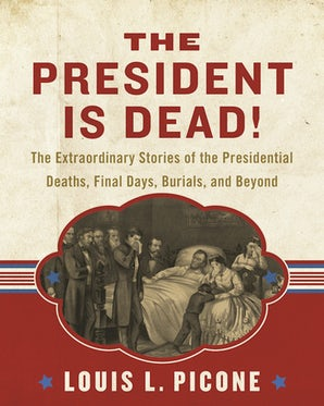The President Is Dead! book image