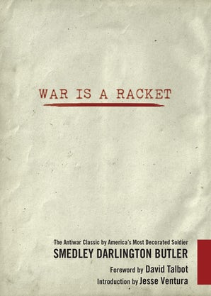 War Is a Racket book image