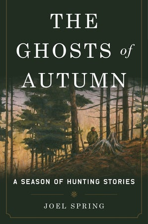 The Ghosts of Autumn book image