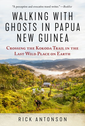 Walking with Ghosts in Papua New Guinea book image