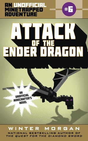 Attack of the Ender Dragon book image