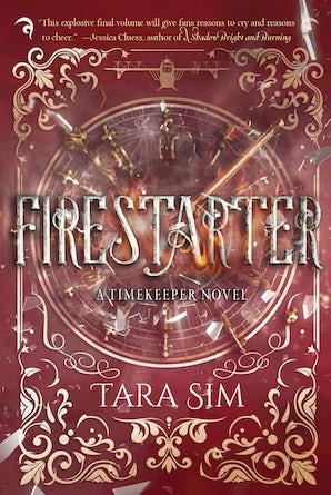 Firestarter book image