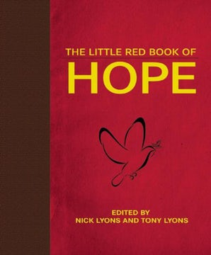 The Little Red Book of Hope book image
