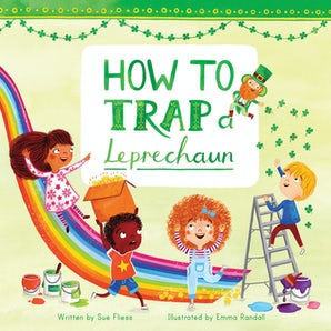 How to Trap a Leprechaun book image