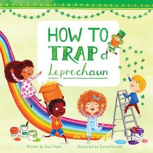 How to Trap a Leprechaun book image