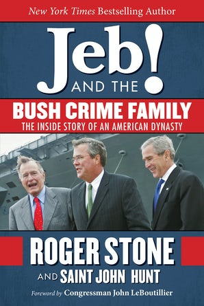 Jeb! and the Bush Crime Family book image
