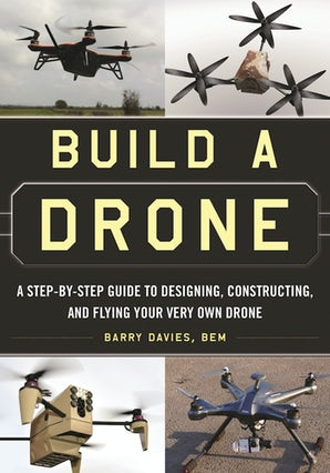 Build a Drone book image