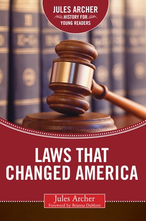 Laws that Changed America book image