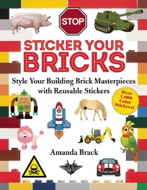 Sticker Your Bricks book image
