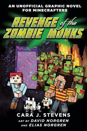 Revenge of the Zombie Monks book image