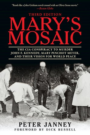 Mary's Mosaic book image