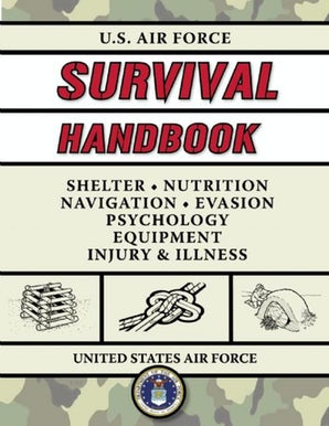 U.S. Air Force Survival Handbook book image