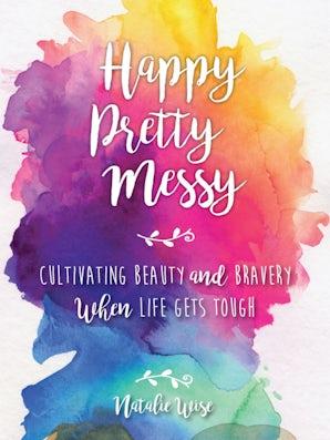 Happy Pretty Messy book image