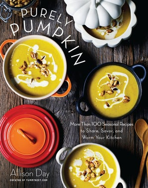 Purely Pumpkin book image