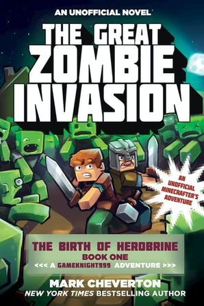 The Great Zombie Invasion book image
