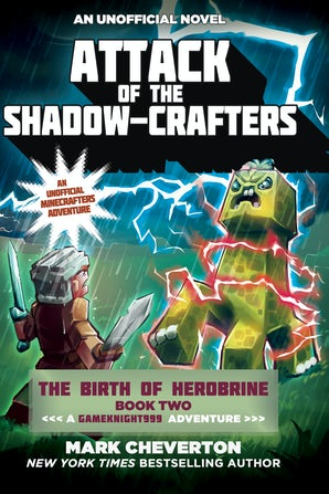 Attack of the Shadow-Crafters book image
