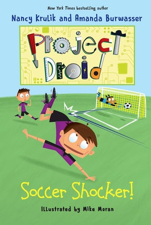 Soccer Shocker! book image
