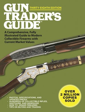 Gun Trader's Guide, Thirty-Eighth Edition book image