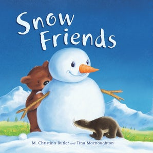 Snow Friends book image