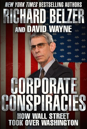 Corporate Conspiracies book image