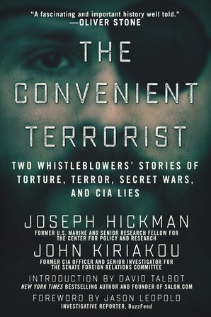 The Convenient Terrorist book image