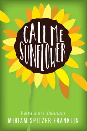 Call Me Sunflower book image