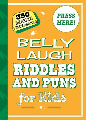 Belly Laugh Riddles and Puns for Kids book image