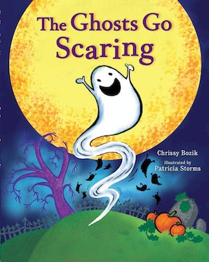 The Ghosts Go Scaring book image