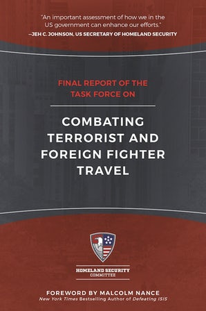 Final Report of the Task Force on Combating Terrorist and Foreign Fighter Travel book image