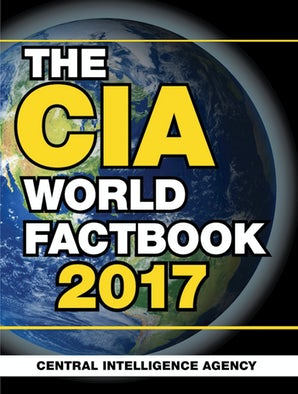 The CIA World Factbook 2017 book image