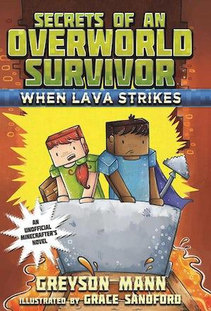 When Lava Strikes book image