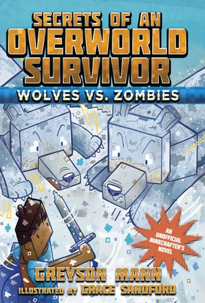 Wolves vs. Zombies book image