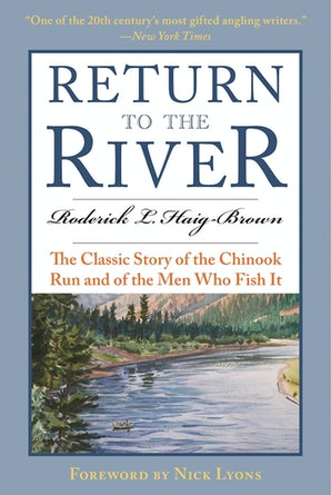 Return to the River book image