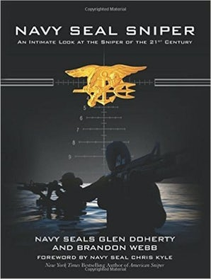 Navy SEAL Sniper book image