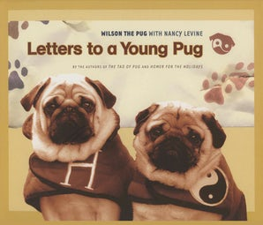 Letters to a Young Pug book image