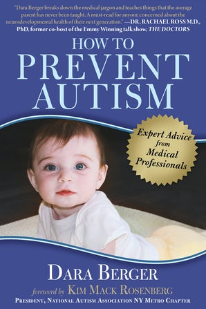 How to Prevent Autism book image