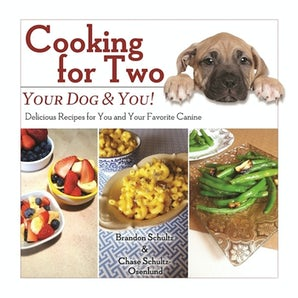 Cooking for Two: Your Dog & You! book image