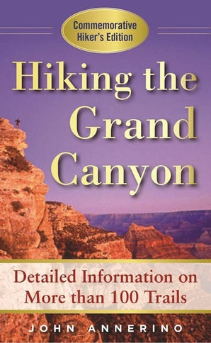 Hiking the Grand Canyon book image
