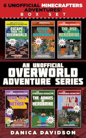 An Unofficial Overworld Adventure Series Box Set book image
