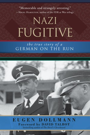 Nazi Fugitive book image