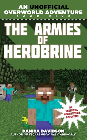 The Armies of Herobrine book image