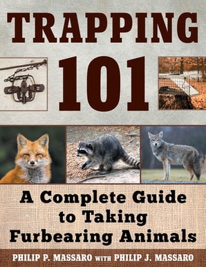 Trapping 101 book image